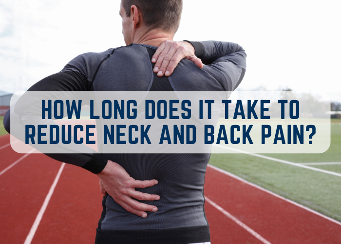 Reduce Neck and Back Pain